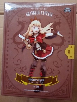 1 stks 170mm japanse originele anime figuur taito granblue fantasy action figure collectible model speelgoed jongens