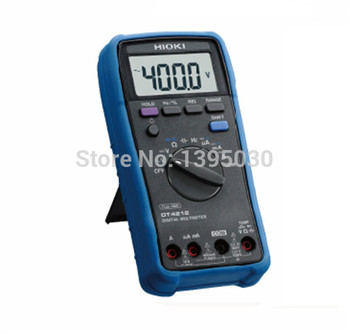 1 stks HIOKI DT4212 True RMS DIGITALE MULTIMETER!! Gloednieuwe! DT-4212