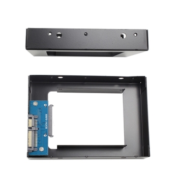 "2.5 ""3.5"" SATA SSD HDD Converter Lade Caddy Harde Schijf Behuizing"