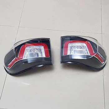 2 stks Achter LED Lights Achterlicht Upgrade Assembly Kit Voor Toyota FJ Cruiser 2007-