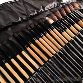 32 Stks Soft Make Borstels Professionele Cosmetische Make Up Brush Tool Kit Set 2UJD