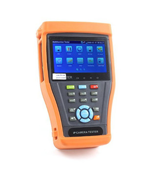 "4.3 ""Touchscreen IP Camera Test Monitor PoE Test CCTV Tester WIFI PTZ Controller HDMI IPC4300"