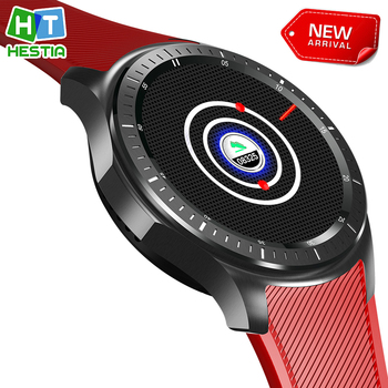 "Android 5.1 smart watch smartwatch 8g dm368 horloge 1.39 ""AMOLED Display Quad Core Bluetooth 4.0 Hartslagmeter vs LF16"