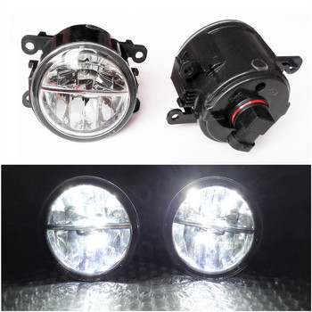 Auto Styling 6000 K Wit 10 W CCC High Power LED Mistlampen DRL Verlichting Voor VAUXHALL ZAFIRA Mk 1 (Een) F75 ZAFIRA Mk 2 (B) M75