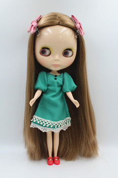Blygirl Pop Linnen haar Blyth body Pop Mode kan verandering make
