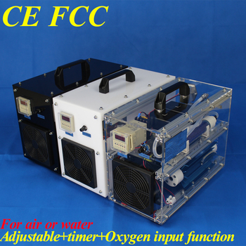 Ce emc lvd fcc fruit & vegetable cleaner ozonator