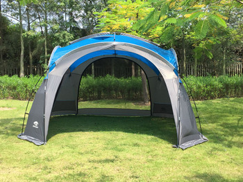 Dragon claw nieuwe outdoor kingsize super plus surround strand luifel luifel tent draagbare vouwen reclame luifel