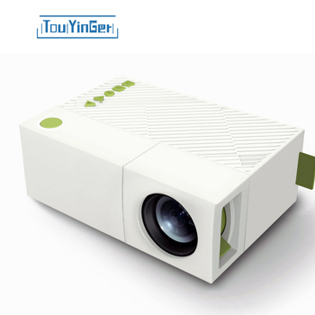 Everycom YG310 Gift Voor Kids Draagbare Mini Projector Video led tv Goedkope Micro projector LCD Home Theater Ondersteuning HD 1080 p Beamer