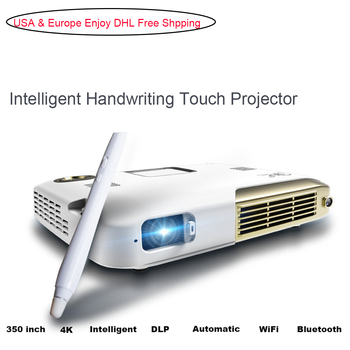 G20 Mini Projector 4 K 4096*2160 Resolutie Video Projector Home Theater Business Kantoor Draagbare Proyectores Led Full HD 1080 p