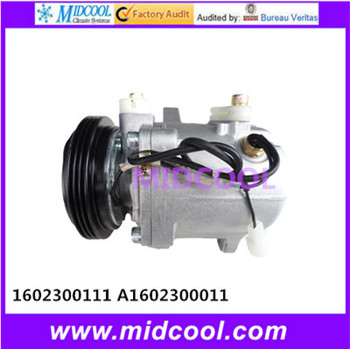 HOGE KWALITEIT AUTO AC COMPRESSOR SS72DL VOOR 1602300111 A1602300011