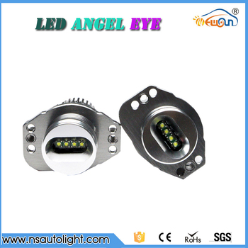 Hot-selling Hoge Kwaliteit 20 W led marker Angel eyes voor bmw E90 E91, canbus foutloos geen waarschuwing plug en play led angel eye