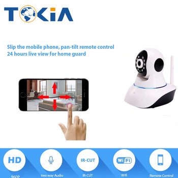 IP Camera WIFI Onvif P2P Telefoon Remote 960 P Home Security Babyfoon 1.3MP Draadloze Video Surveillance Cam