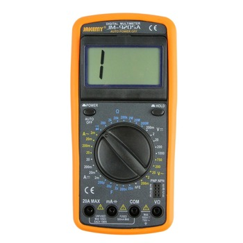 LCD Digitale Multimeter DT9205A Professionele Elektrische Handheld Digitale Multimeter Tester Multimetro Ampèremeter Multitester