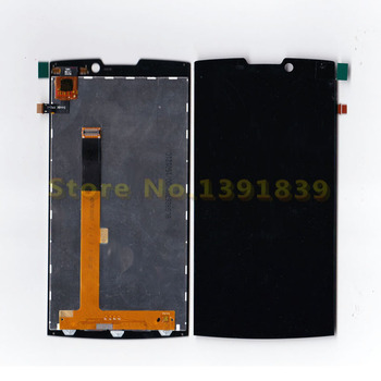 Lcd-scherm + Touch Screen Digitizer Glas Panel Voor Highscreen Boost 2 II SE FPC9267K V0 D