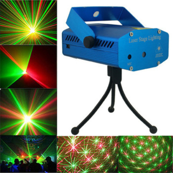 Led laserlicht 150 mw mini red green party moving laser stage light dj party licht twinkle 110-240 v 50-60 hz us/eu/au plug