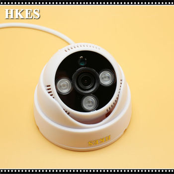 Nieuwe 2MP Video Mini Camera 1080 P AHD Camera met 3 ARRAY IR LEDs