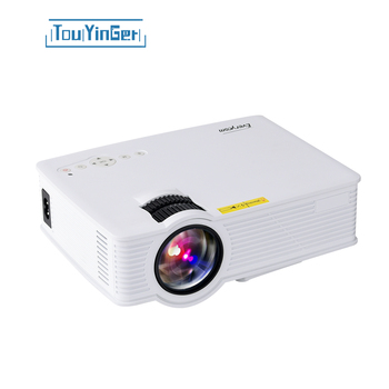 Touyinger UC40S bt140 Mini Draagbare LED Projector 1200 Lumen HD Video Home Theater tv Android Wifi Overhead Proyector pk GM60