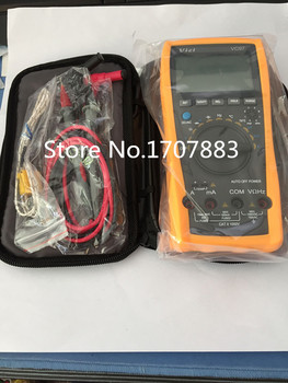 VC97 Auto Range DMM AC DC Voltmeter Capaciteit Weerstand Digitale Multimeter Tester RCF Diode Buzz