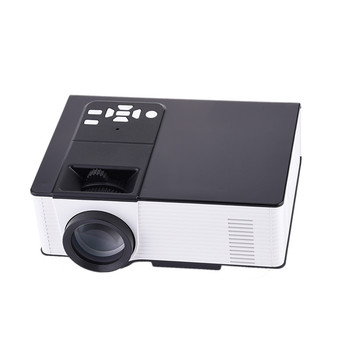 VS319 Mini Draagbare Projector 1080 p Projector voor Android Mobiele Telefoon Projector Home LED Projector